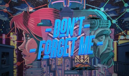 Don't Forget Me Review - Cyberpunk & Jazz